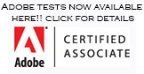 Adobe Certifications Here!